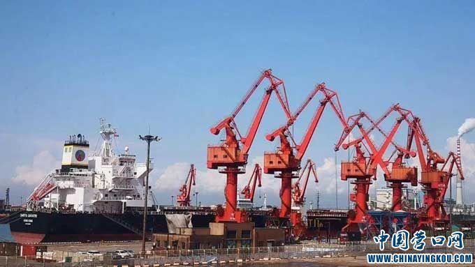 辽宁港口股份有限公司挂牌,营口港和大连港合并